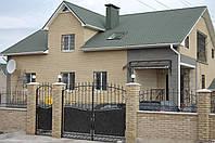 Материал для утепления дома. Фасадные термопанели (PS)