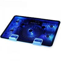 Охлаждающая подставка под ноутбук Notebook Idea Cooling M8