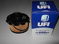Фильтр топлива  Scudo, Berlingo 1.9D DW8 98- вставка овальный, фото 1