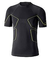 Футболка компрессионная Mizuno Wave T-Shirt A2GA6002-94
