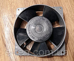 Вентилятор осьовий універсальний ВН-2В: 130мм*130мм / 220V / 18W (КРУГЛИЙ) Україна