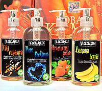 Cмазка для секса на водной основе гель 200 ml Оригинал Разные Ароматы Лубрикант