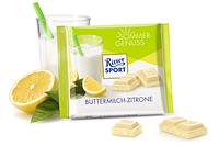 Шоколад Ritter Sport buttermilch zitrone 100 г. Германия!