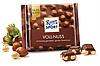 Шоколад Ritter Sport voll-nuss 100 г. Германия!