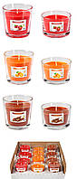 Ароматические свечи BISPOL sn77-86-F набор Пламя