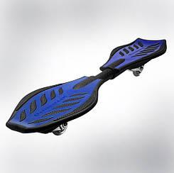 Скейтборд Ripstik Classic Blue (синій)