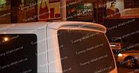 Спойлер Фольксваген Транспортер Т4 ляда (спойлер задней двери Volkswagen Transporter T4 одна дверь)