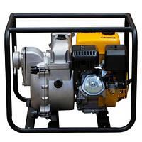 Мотопомпа, 100х100мм, R390, 389 см3, 8.2 кВт/11л.с.(3600 об/мин),100м3/ч, 76кг Rato RT100NB26-7.2Q(R390).