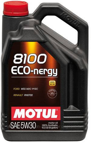 MOTUL 8100 ECO-NERGY 5W-30 (5л)