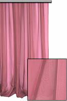 Тюль шифон однотонный фрезовый С52