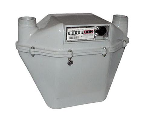 Счетчики газа бытовые МКМ G4