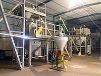 Установка для производства сухих смесей