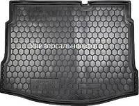Коврик в багажник Fiat Doblo (2010-) /5,7 мест корот. база