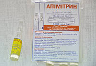 Апимитрин против варроатоза пчел, ампула 1 мл
