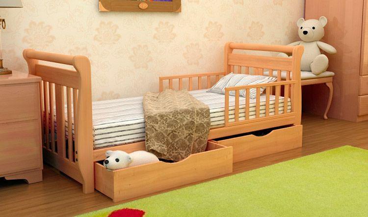 Детская кровать ДОМИНИКА плюс