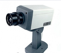 Камера муляж Security Camera with Motion Detection с имитацией слежения С-1463