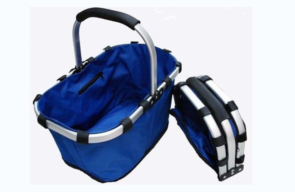 Складная сумка-корзина Fold Basket blue