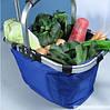Складная сумка-корзина Fold Basket blue, фото 3