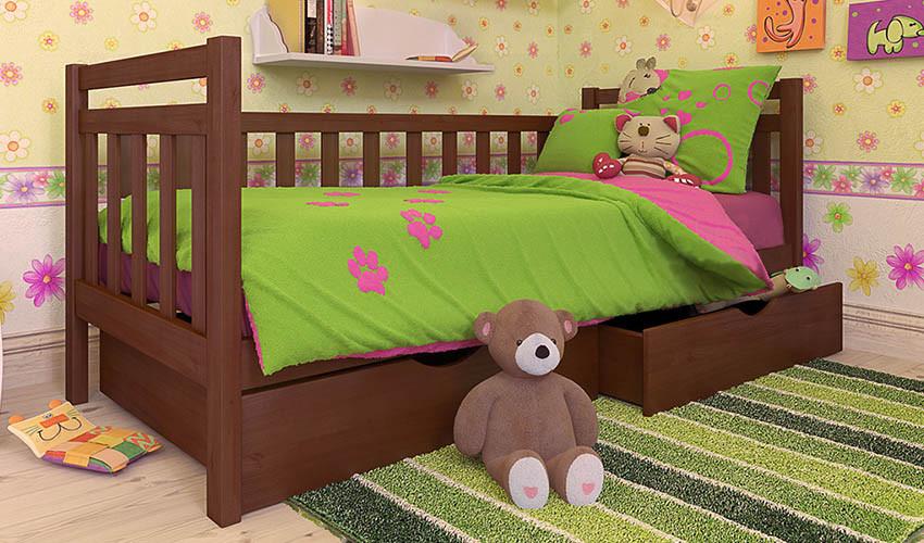 Детская кровать АНЕТ плюс