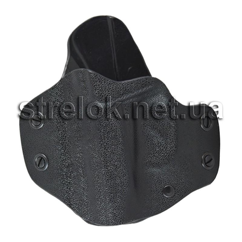 Кобура A-line ПК4 для ПМ поясная пластиковая (ЛЕВША)