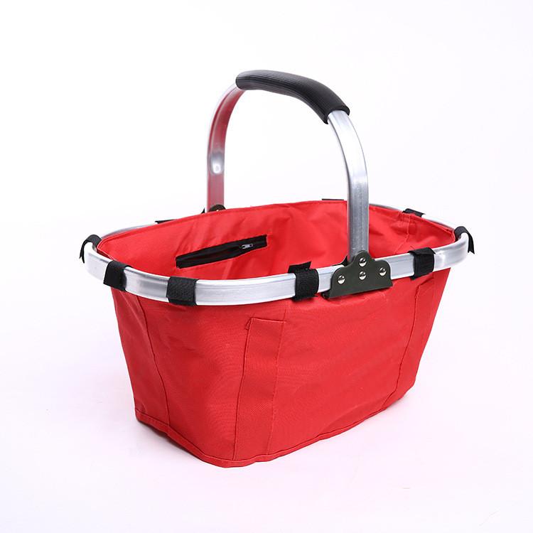 Складная сумка-корзина Fold Basket red