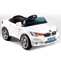 Детский электромобиль BMW M 3105 EBR: 2.4G, MP3, 3-7 км/ч-Белый- купить оптом