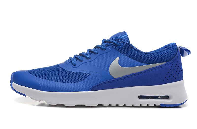 Кроссовки Nike Air Max Thea Blue White Синие мужские