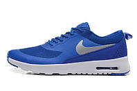 Кроссовки Nike Air Max Thea Blue White (Синие)