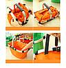 Складная сумка-корзина Fold Basket orange, фото 3