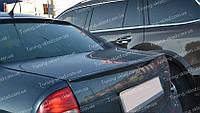 Лип спойлер Фольксваген Пассат Б5 (задний спойлер Volkswagen Passat B5)