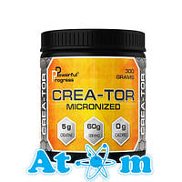 Креатин - Powerful Progress - Crea Tor Micronized - 300 гр