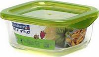 Емкость для еды квадратная 720мл Keep'n'Box Luminarc G3251