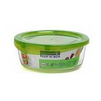 Емкость для еды кругла глубокая 840мл Keep'n'Box Luminarc H8369