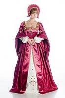 Анна Болейн исторический женский костюм