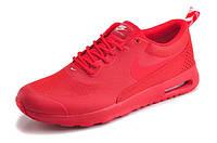 Кроссовки Nike Air Max Thea Red Красные мужские