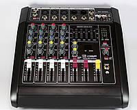 Аудио микшер Mixer BT-5200D 5ch., микшерный пульт
