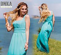Платье в пол женское ДГА32