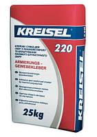 Клей для плит из пенополистирола и устройства слоя для сетки Kreisel 220 25кг