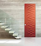 Межкомнатные двери скрытого монтажа с 3D покрытием