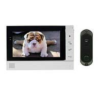 Комплект Цветной видеодомофон PC-725R0 (DVC-4Q)