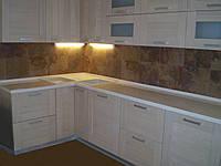 Кухня, рамочные фасады в AGT профиле