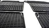 Резиновые передние коврики в салон Suzuki SX4 II 2013- (STINGRAY), фото 3