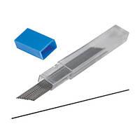 Стержни к механическим карандашам BUROMAX НВ 0.7мм (ВМ.8698)