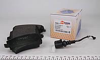Тормозные колодки Т 5 / Volkswagen T5 2003- (система Lucas) (задние) Германия A6980.17 Autotechteile