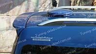 Спойлер Фольксваген Кадди (спойлер на заднюю дверь Volkswagen Caddy)