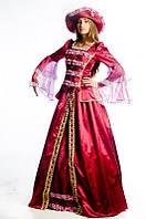 Баронесса исторический женский костюм / BL - ВЖ190