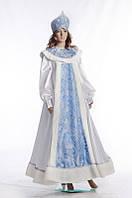 Зимушка-Зима женский карнавальный костюм