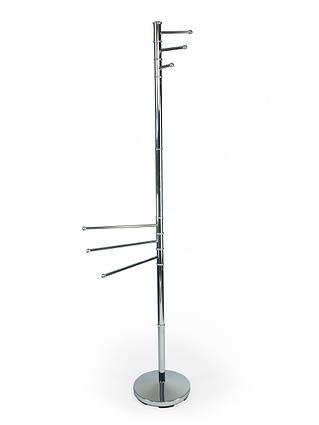 Вішалка для рушників металева подвійна висока AWD02060033