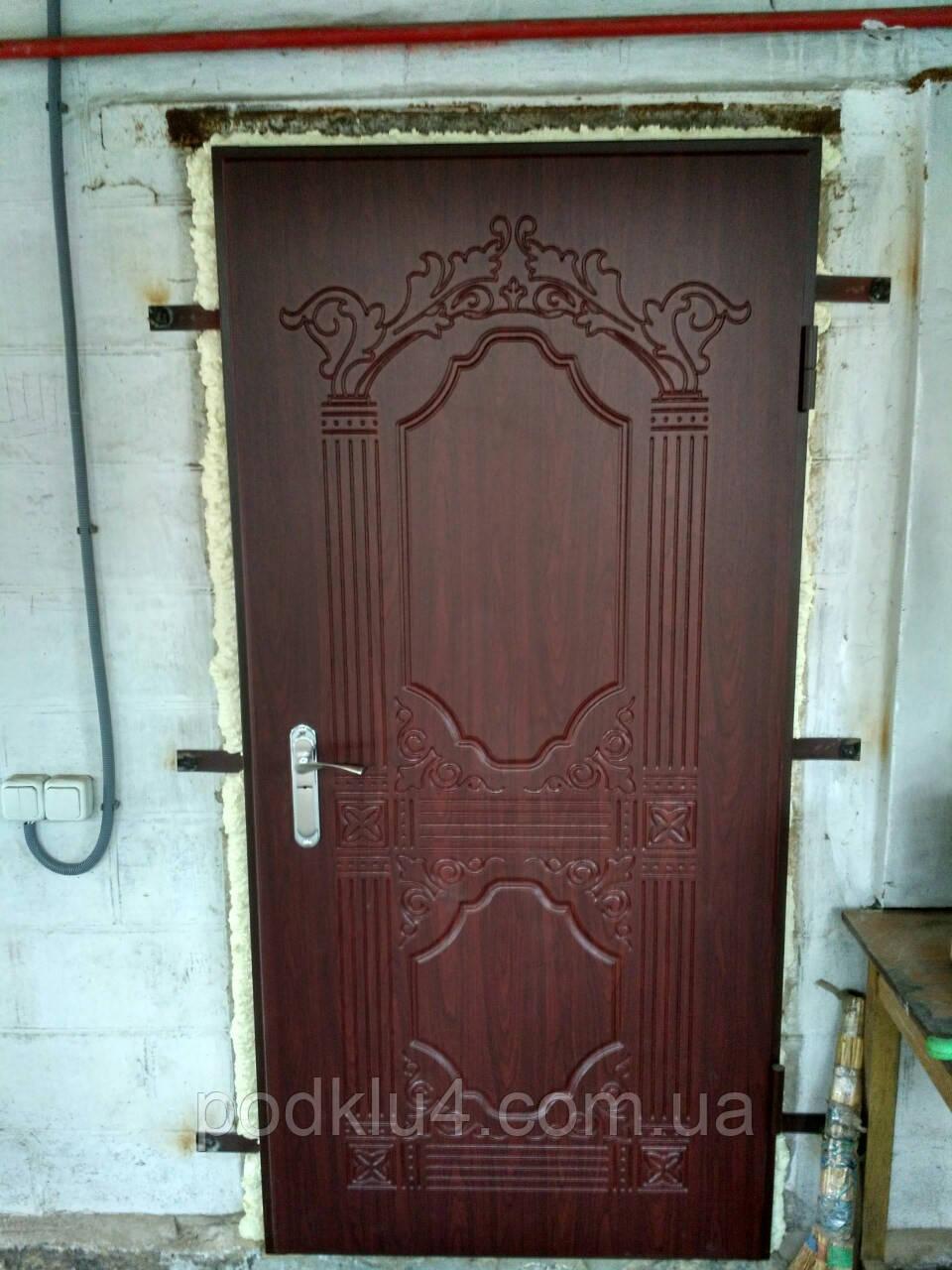 Наружные двери под заказ