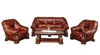 """Классический комплект мебели """"SANREMO"""" (3р+1+1)"""